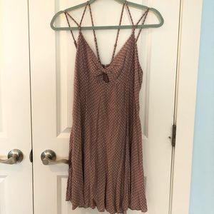 American Eagle Outfitters Dresses - Polka Dot Sundress